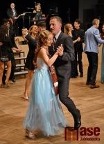 Obrazem: Maturitní ples 4.A Gymnázia U Balvanu