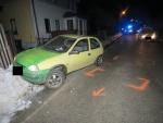 Nehoda v Lučanech po policejní honičce ze Smržovky