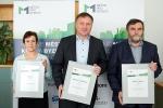 Vyhlášení ankety Město pro byznys 2018 v Libereckém kraji