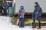 Zimní závody Poháru běžce Tanvadu odstartovaly slalomem na sjezdovce na tanvaldské Výšině