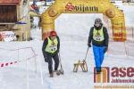 Sáňkařský závod Svijany cup na Smržovce