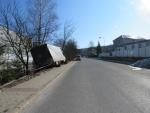Policie hledá svědky nehody v jablonecké ulici Na Hutích