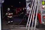 Hořelo v bytovém domě v centru Liberce