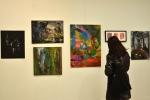 Výstava Salon V v Městské galerii Vlastimila Rady v Železném Brodě