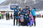 Členové Bauer Ski team