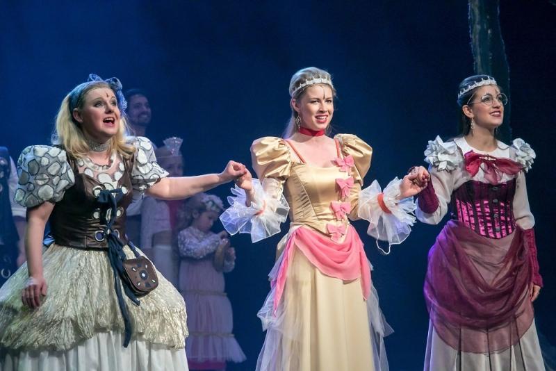 Premiéra nového muzikálu Královna Kapeska