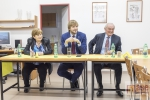Jednání vedení nemocnice ve Vysokém nad Jizerou s ministrem Adamem Vojtěchem