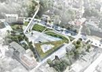 Vizualizace nového dopravního terminálu v Jablonci nad Nisou