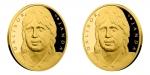 Medaile s motivem Zlatého slavíka Dalibora Jandy