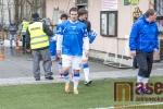 Utkání fotbalové I.A třídy TJ Desná - FK Krásná Studánka