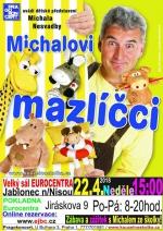 Představení Michalovi mazlíčci