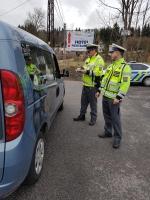 Bezpečnostní akce policistů na Jablonecku