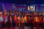 Cirkus Happy Kids na sportovce v Tanvaldě