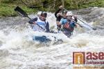 Závody Českého poháru v raftingu R4 a Českého poháru ve sjezdu na divoké vodě kánoí