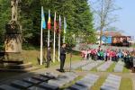 Výročí konce války uctili v Jablonci politici i děti