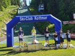 Závod ve skoku na lyžích v německém Kottmaru
