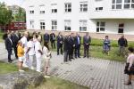 Zahájení stavby pavilonu intenzivní medicíny