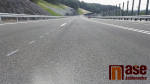 Nová silnice mezi libereckými Kunraticemi a jabloneckým Lukášovem