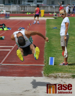 Obrazem: Atletické krajské přebory v Jablonci