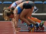 Obrazem: Třetí kolo kolo krajského přeboru atletických družstev