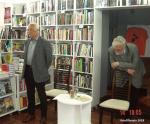 V jabloneckém knihkupectví besedovali s Janem Kačerem