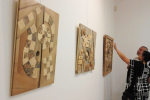 Výstava Patřičný dřevo v Městské galerii Vlastimila Rady v Železném Brodě