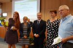 Slavnostní vyhlášení soutěže Stejná šance - Zaměstnavatel roku