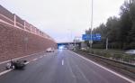Nehoda v liberecké ulici České mládeže, která skončila těžkým zraněním motorkáře