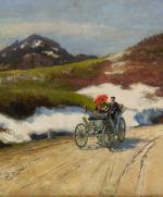 Hugo Charlemont - Jízda autem