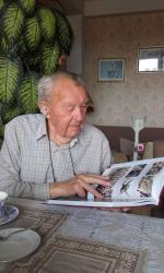 Čestný občan Jablonce Zdeněk Neruda