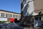 Opravy na Gymnáziu Jilemnice