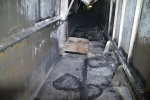 Likvidace požáru v odsávacím zařízení průmyslového objektu firmy Magna Bohemia v Liberci