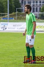 Divizní utkání FK Velké Hamry - FK Pardubice B