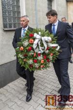 V Desné si připomněli oběti tragické události z roku 1968