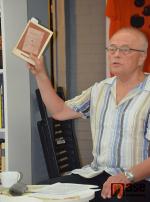 Ve Vladimírově knihkupectví besedovali o okupaci a Pražském jaru