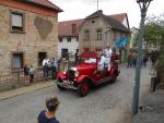 Oslavy 750 let partnerské obce Lučan v Neschwitz