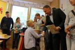 Zahájení školního roku na ZŠ Šumava Jablonec