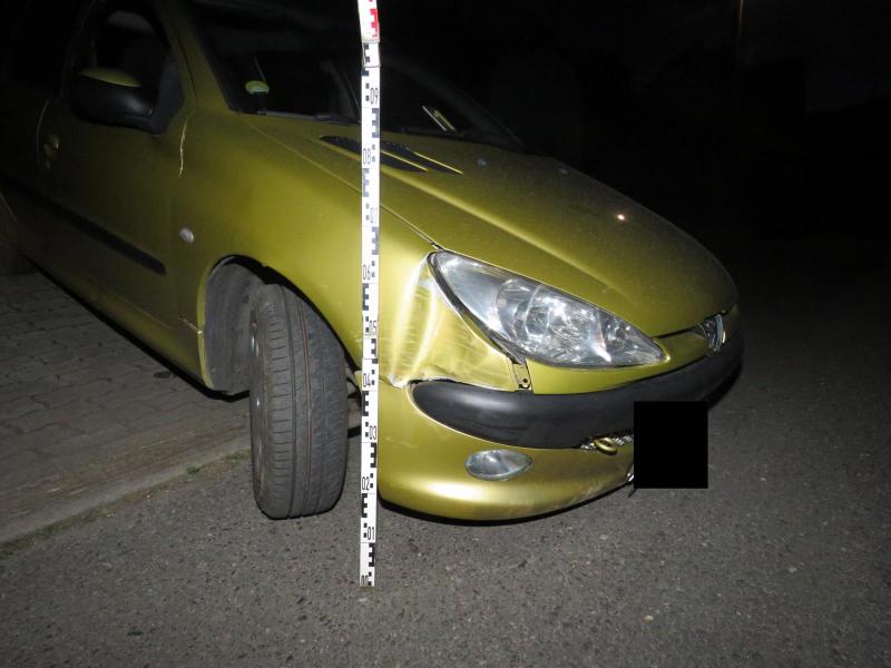 Nehody podnapilého řidiče na Smržovce