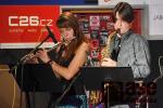 Jazztet - ZUŠ JBC v klubu na Rampě