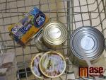Potravinová sbírka v Jablonci nad Nisou