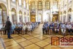 Návštěva seniorů z Tanvaldu v Senátu Parlamentu ČR