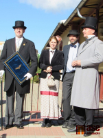 Oslavy 130. výročí železnice Liberec - Jablonec