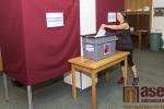 Druhé kolo senátních voleb