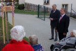 Domov důchodců v Hamrech slaví výročí republiky celý týden