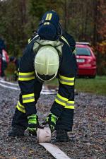 Krajská soutěž Hasičského záchranného sboru Libereckého kraje v disciplínách TFA na hradě Sloup