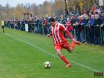 Fotbalové divizní derby Jiskra Mšeno - FK Velké Hamry