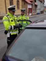 Dopravní kontroly policistů o Dušičkách