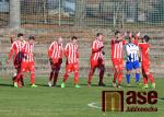 Divizní utkání Jiskra Mšeno - FK Náchod