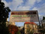 Výstava malíře Jaroslava Švihly ve Schneiderově vile v Jablonci