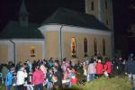 Svátek svatého Martina oslavili i v MŠ Rádlo
